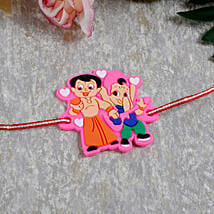 Ganesha Chota Bheem Rakhi: Send Rakhi to Berlin