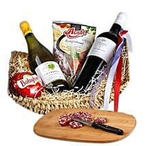 Gourmet Hamper Vive La France: New Year Gifts Germany
