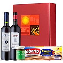 Gourmet Set Hot Flavour: Send New Year Gifts to Germany