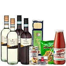 Gourmet Set Premium: Send New Year Gifts to Germany
