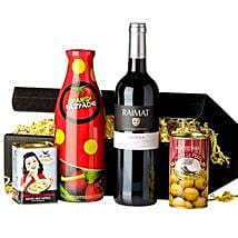 Gourmet Set Spanish Tradition: New Year Gifts Germany