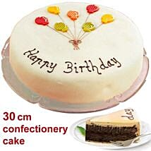 Large Poppy Seed Cake: Send Birthday Gifts to Munich
