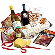 Our Large Hamper Delicous: Love and Romance Gifts to Germany