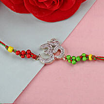 Prosperous Om Rakhi GER: Send Rakhi to Germany