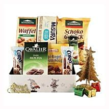 Sweet Moments Diabetic Gift Basket: New Year Gifts Germany