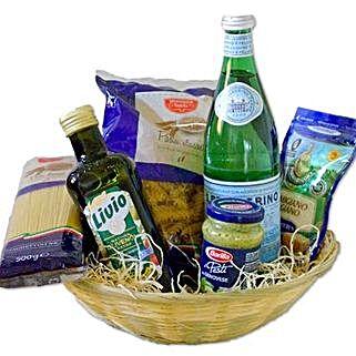 Vegetarian Pasta Gift Basket: Father's Day