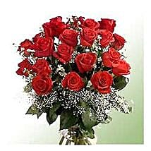 Bunch of 24 roses INDO: Christmas Gift Delivery in Indonesia