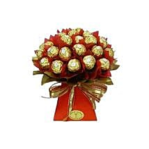 Choco Bloom: Send Bhai Dooj to Indonesia