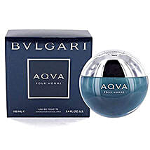 Aqva By Bvlgari For Men Edt 100Ml: Send Gifts to Kuwait