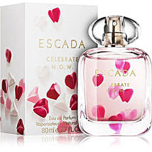 Escada Celebrate Now For Women Edp 80 Ml: Send Gifts to Kuwait