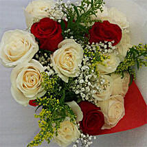 Majestic Roses Bouquet: Rose Delivery in Kuwait