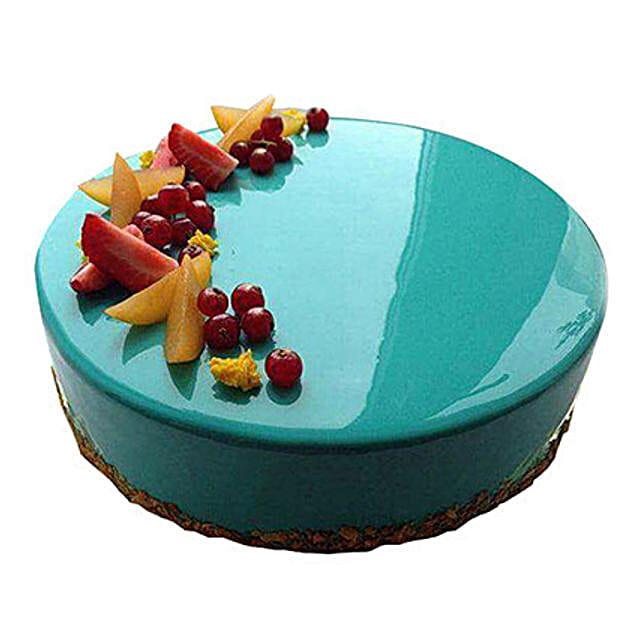 Blueridge Fondant Cake 1 Kg