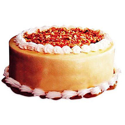 Butter Scotch Delight Cake 2kg