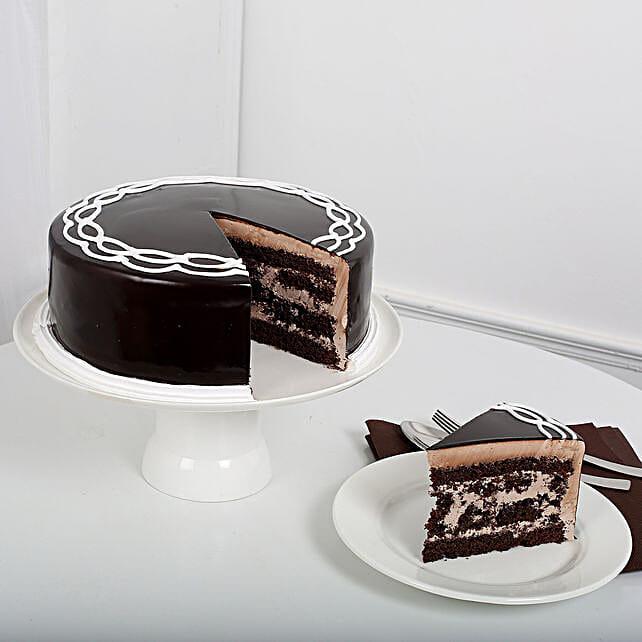 Chocolate Cake 2kg Eggless