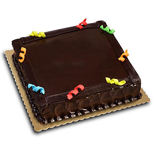 Chocolate Express Cake half kg