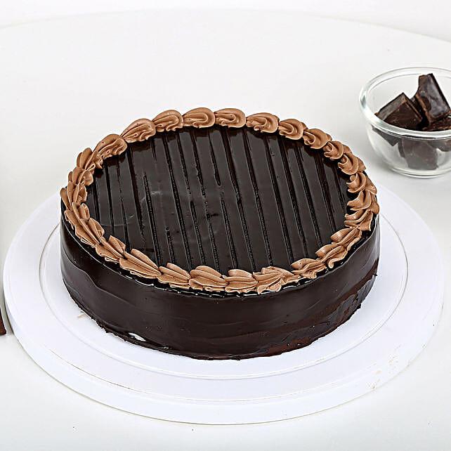 Chocolate Truffle Royale 2kg Eggless