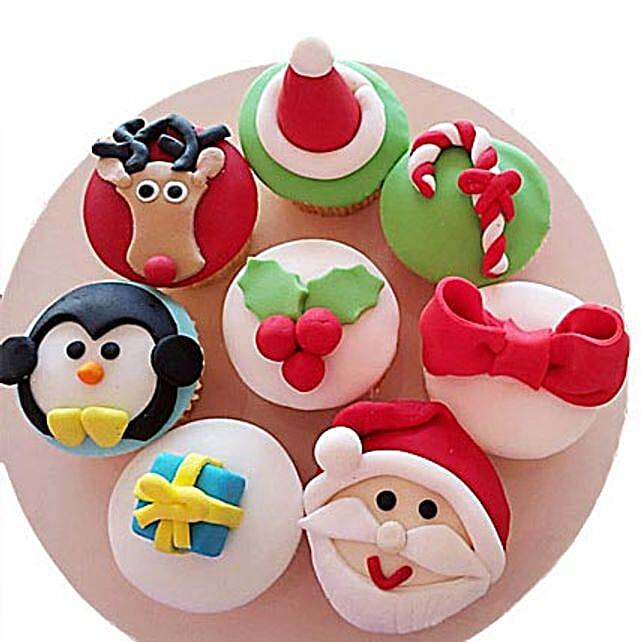 Christmas Special Cupcakes 6