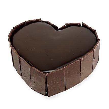 Cute Heart Shape Cake 2kg