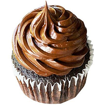 Death By Chocolate Cupcakes 24 Eggless