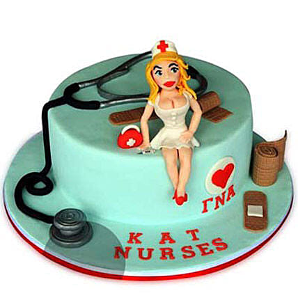 Delicious Doctor Cake 4kg Eggless Butterscotch