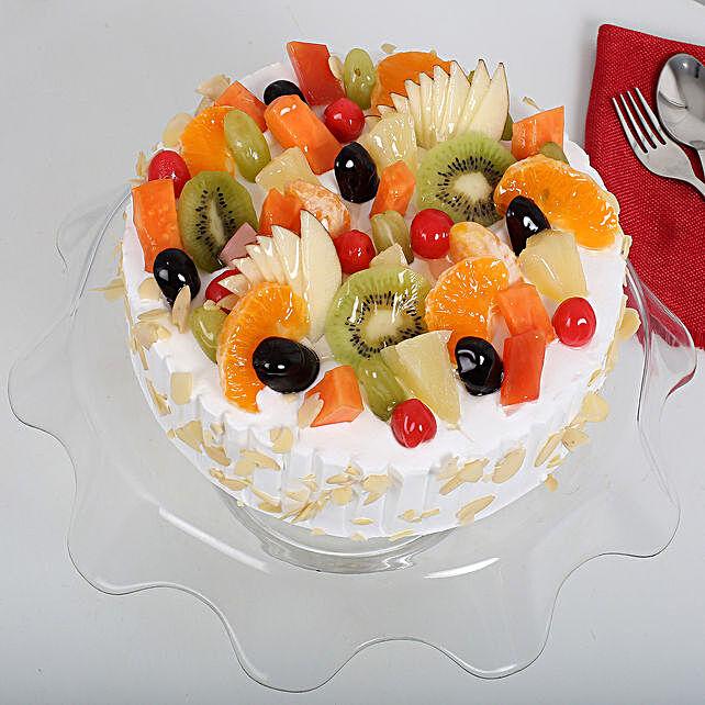 Effervescent Fruit Cake 2KG