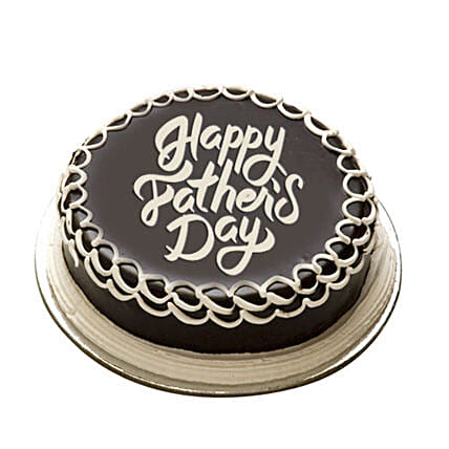 Fathers Day Chocolate Cake Half kg