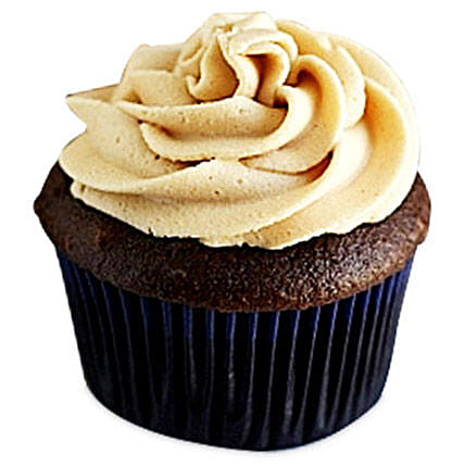 Frosted Peanut Butter Cupcakes 24