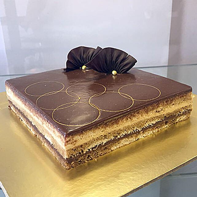 Joyful Opera Cake 2KG Eggless