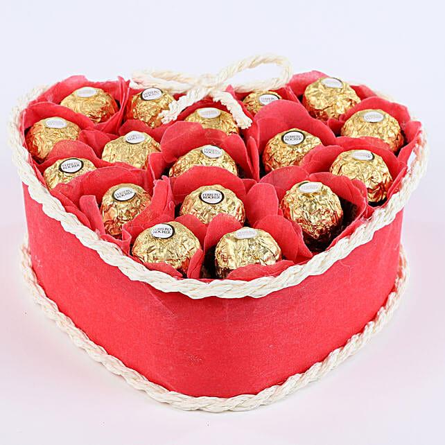 Love Ferrero Chocolates