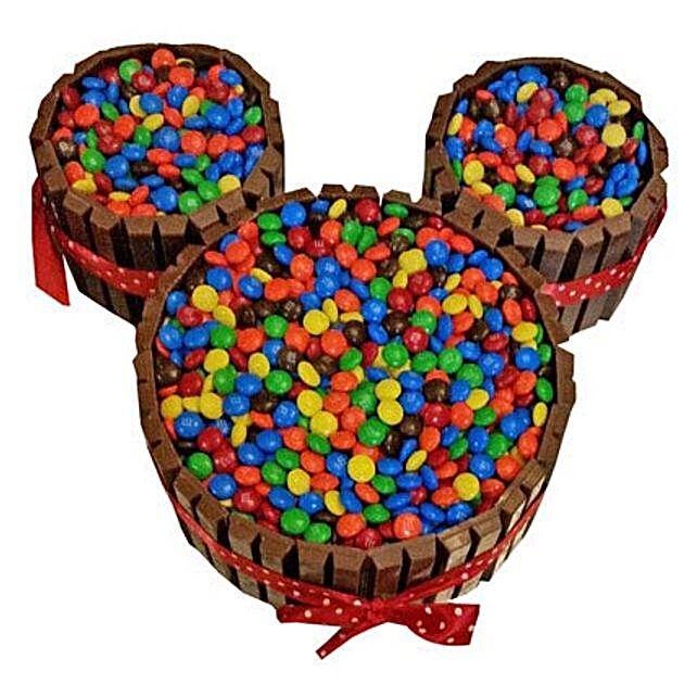 Mickey Mouse Kit Kat Cake 3kg
