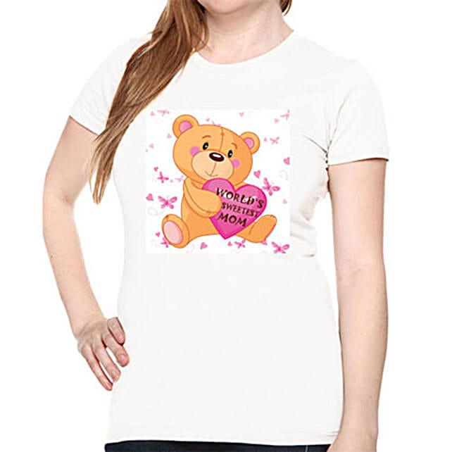 Momma Love T Shirt Large