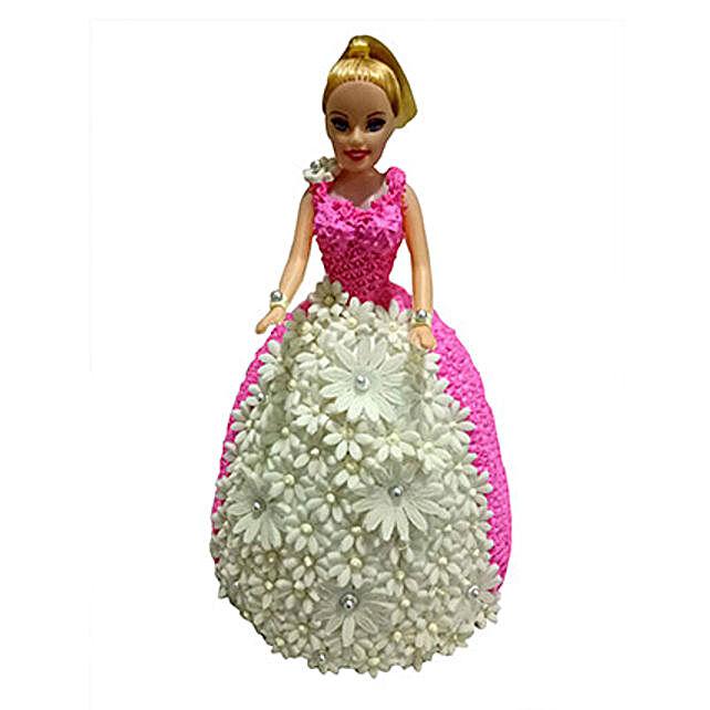 Nice Lovely Baby Doll Cake 2 Kg