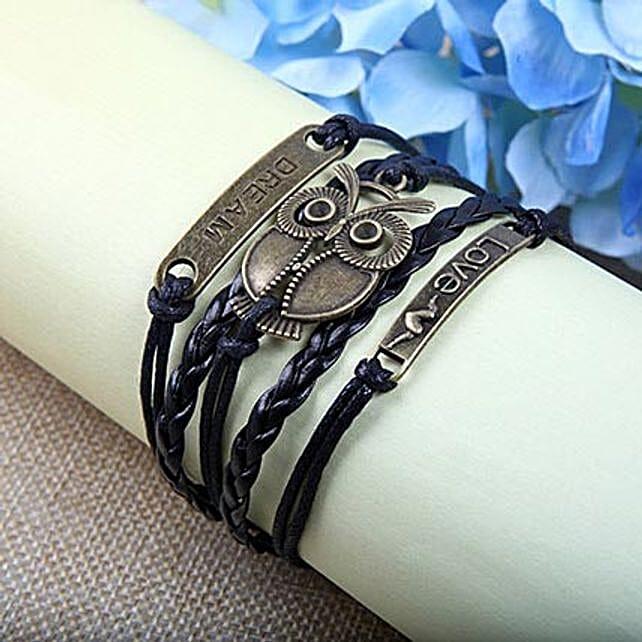 Owl Women Bracelet