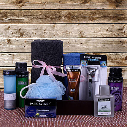Pamper Him With Love Gifts For Husband