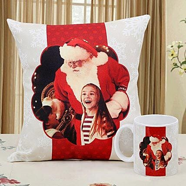Personalised Christmas Indulgence