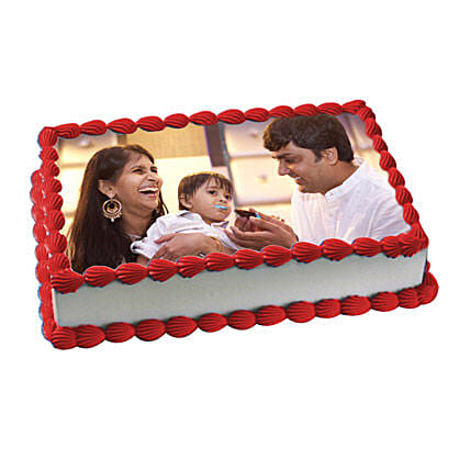 Personalized Cakelicious Day 2kg Eggless