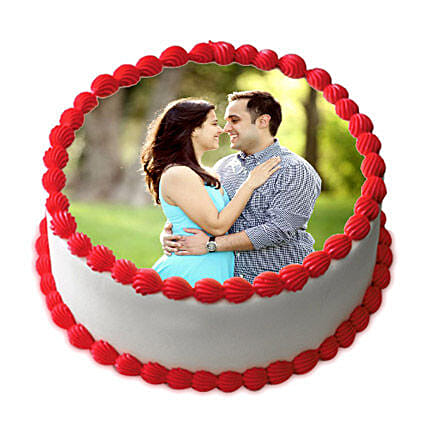 Personalized Delight 3kg Eggless