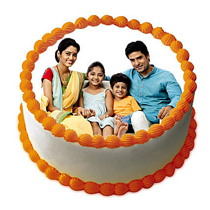 Personalized Incredibly Delicious 1kg Eggless