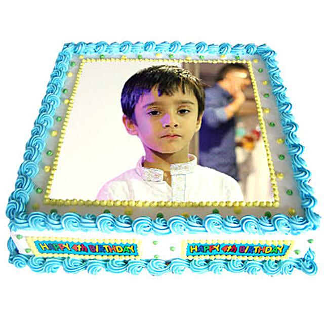 Personalized Love For Cake 2kg Vanilla