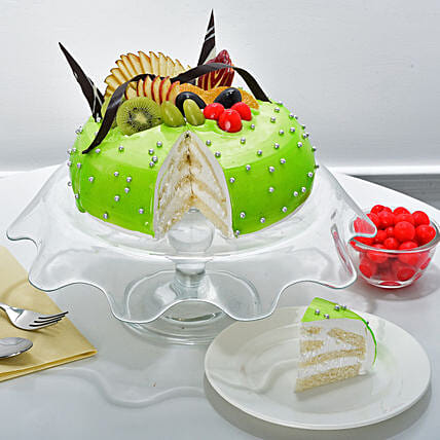 Rich Fruit Cake Half kg Eggless
