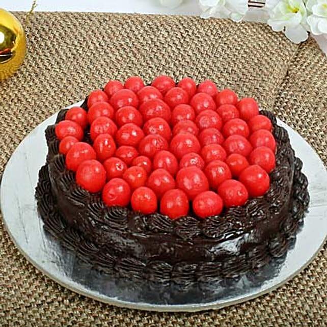 Rich Truffle Cake Half kg