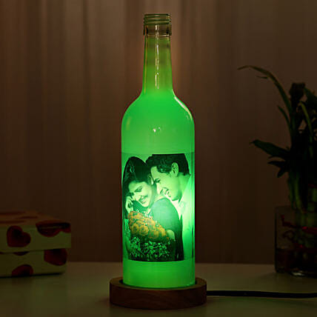Shining Memory Personalized Lamp