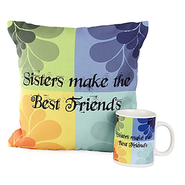 Sisters Best Friends Combo