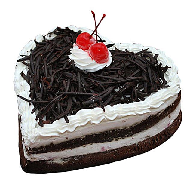 Special Black Forest Cake 2kg Eggless