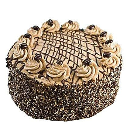 Special Delicious Coffee Cake 1kg Eggless