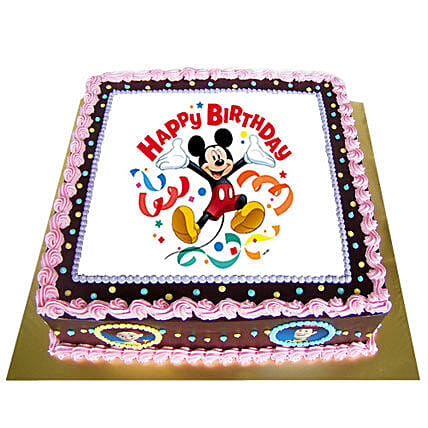 Special Photo Cake 4kg FNP