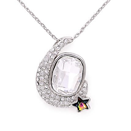 Stylish Silver plated Necklaces
