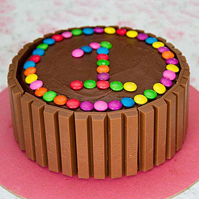Supreme Kit Kat Cake 1kg