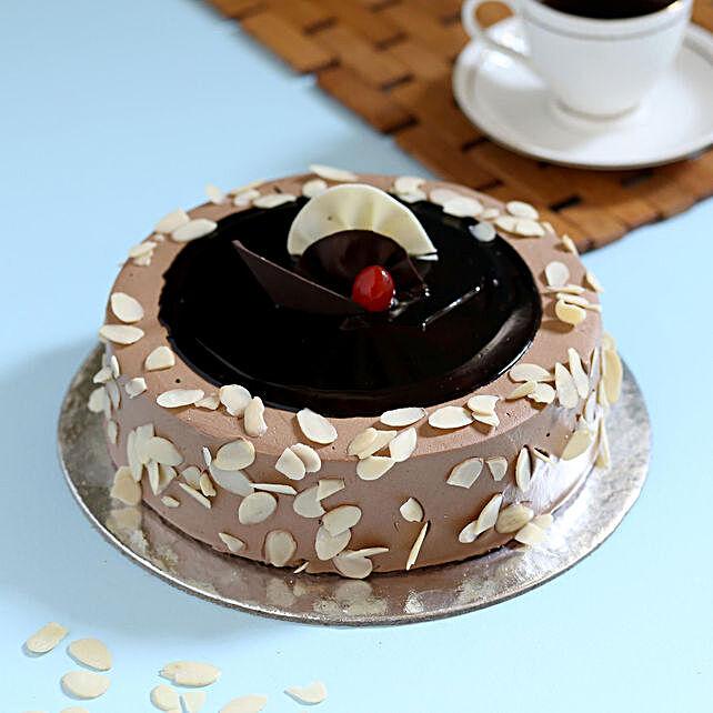 Swedish Almond Crunch Cake 2KG Eggless