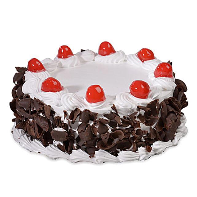 Yummy Black Forest Cake 2kg Eggless